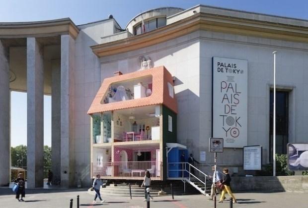 casa de boneca paris
