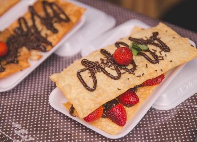 Festival Morango Pastel