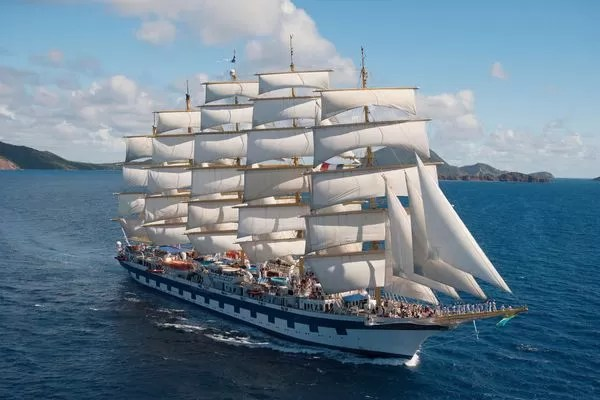Star clippers veleiro