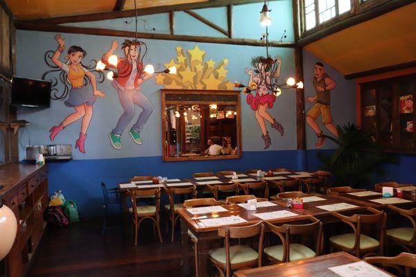 Restaurante da Mônica, o Chácara Turma da Mônica