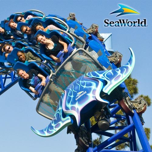 SeaWorld Ingressos