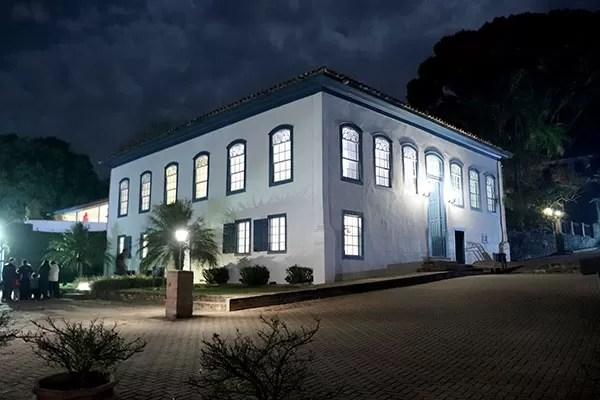 Histórico Hotel Fazenda Dona Carolina