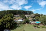 Hotel Fazenda Dona Carolina drone