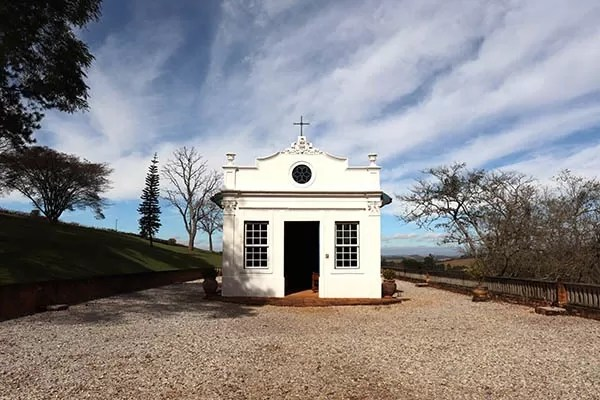 Igreja Hotel Fazenda Dona Carolina