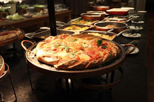 buffet Vila Inglesa