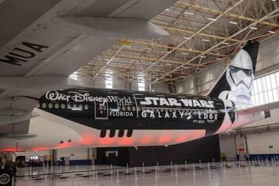 Stormtrooper Plane