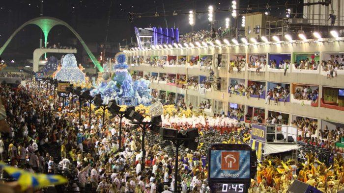 viagem de carnaval Rio de Janeiro