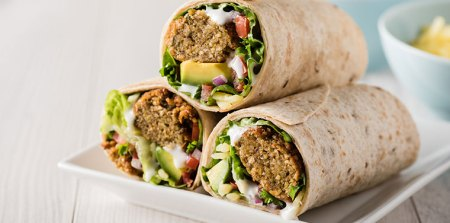 Trends and Toasting: Flatbreads, Tortillas and Wraps