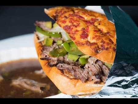 Chef's Challenge – Italian Beef Sandwich with Giardiniera by Chef Corbett Harrell