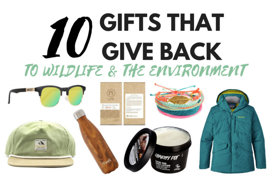 10 gifts that give
