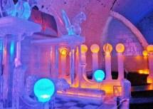 Alaska Ice Museum Fairbanks