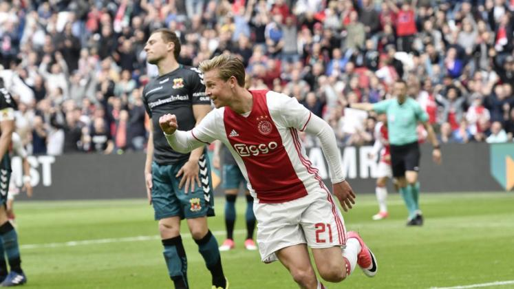 De Jong Eredivisie
