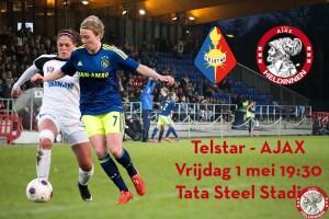 Telstar Ajax 1 mei