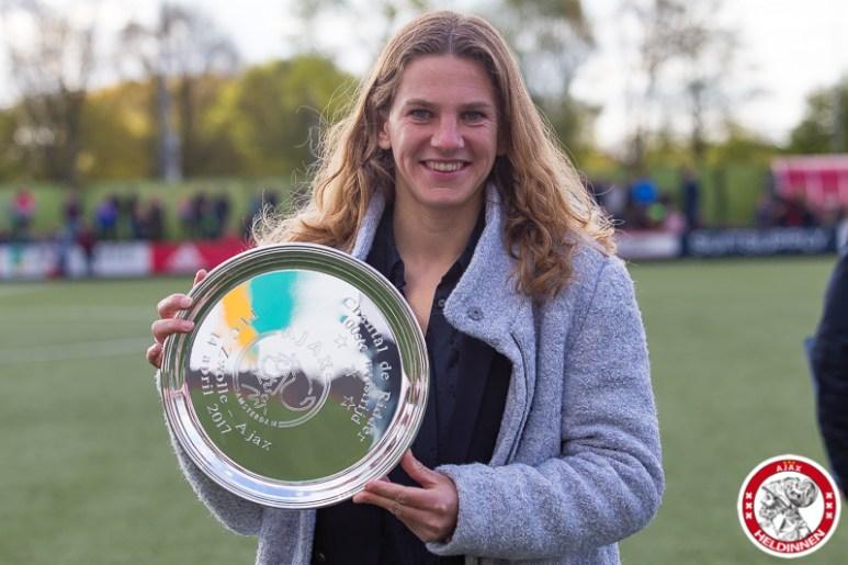 2017-04-28 Ajax vrouwen - PSV- 00005