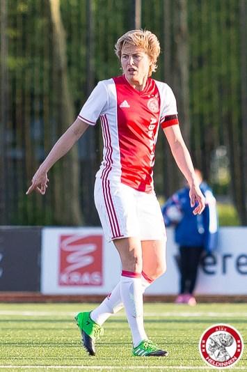 2017-04-28 Ajax vrouwen - PSV- 00020