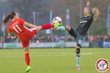 2017-05-05 FC Twente - Ajax vrouwen- 00013