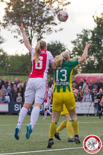 2017-05-19 Ajax vrouwen - Ado den Haag KAMPIOEN- 00001