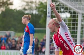 19-05-2017: Voetbal: Vrouwen Ajax v ADO den Haag: Amsterdam