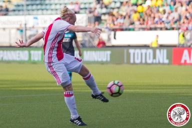 02-06-2017: Voetbal: Vrouwen Ajax v PSV: Den Haag