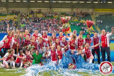 2017-06-03 Bekerfinale Ajax vrouwen - PSV- 00018