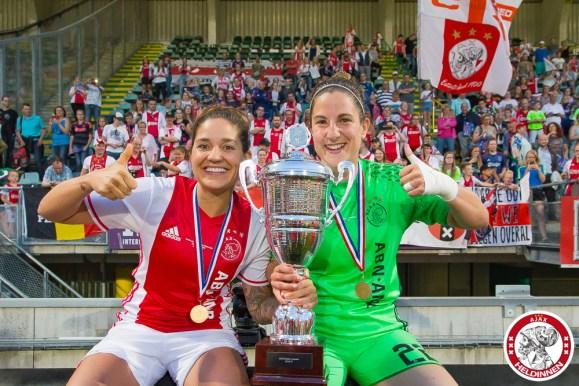 2017-06-03 Bekerfinale Ajax vrouwen - PSV- 00021