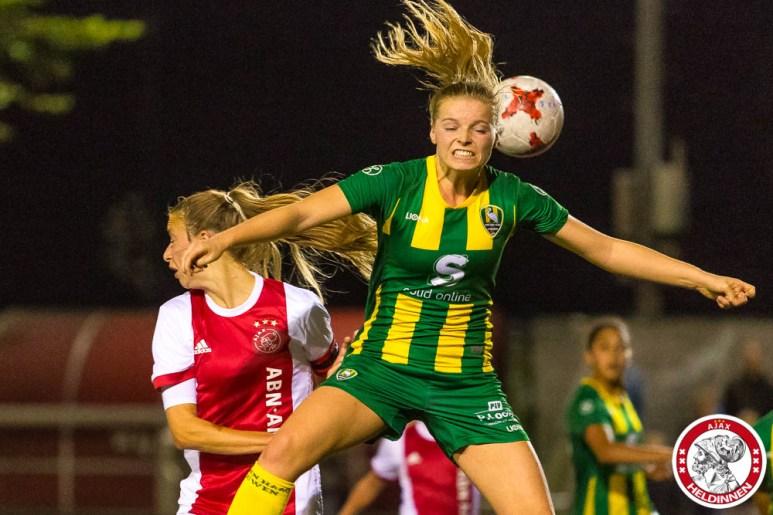 2017-09-22 Ajax vrouwen - Ado den Haag- 00012