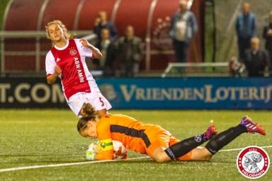 2017-09-22 Ajax vrouwen - Ado den Haag- 00013