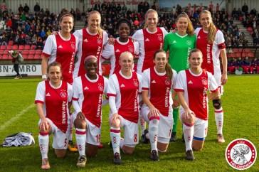 2017-11-12 Ajax vrouwen - SC Heerenveen- 00004