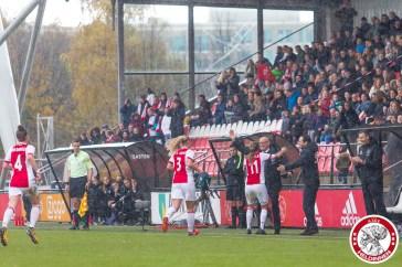 2017-11-12 Ajax vrouwen - SC Heerenveen- 00010