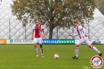 2017-11-12 Ajax vrouwen - SC Heerenveen- 00011