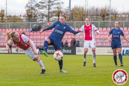 2017-11-12 Ajax vrouwen - SC Heerenveen- 00018