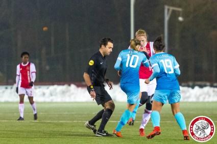 2017-12-12 Ajax vrouwen - FC Twente- 00008