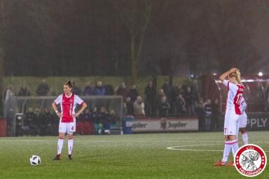 2018-01-26 Ajax vrouwen - VV Alkmaar- 00006
