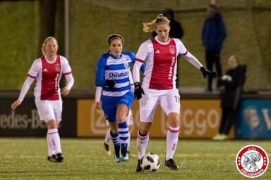 2018-03-16 Ajax vrouwen - PEC Zwolle 1- 00016