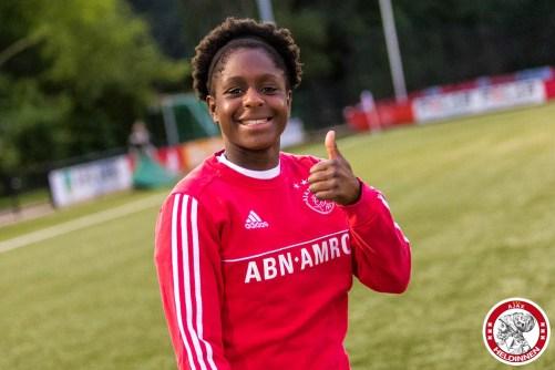 2018-05-18 Ajax vrouwen - SC Heerenveen- 00027