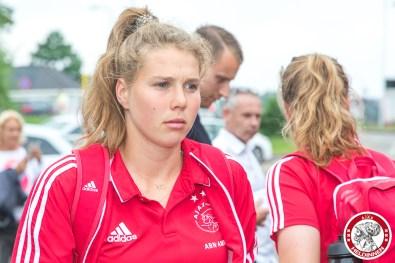 2018-06-02 Ajax vrouwen - PSV bekerfinale- 00001