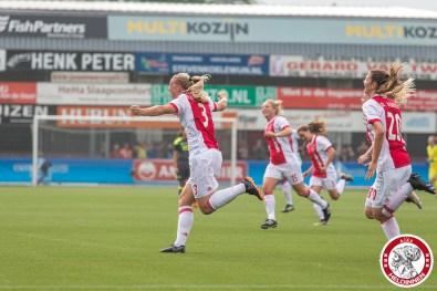 2018-06-02 Ajax vrouwen - PSV bekerfinale- 00010