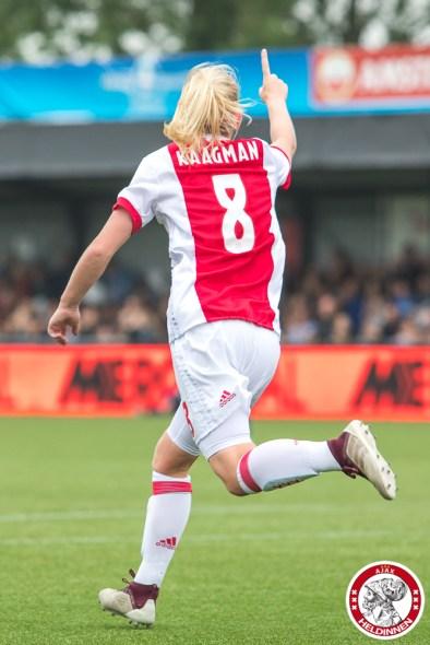 2018-06-02 Ajax vrouwen - PSV bekerfinale- 00016