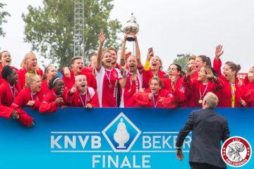 2018-06-02 Ajax vrouwen - PSV bekerfinale- 00026