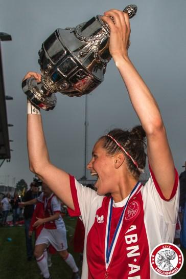 2018-06-02 Ajax vrouwen - PSV bekerfinale- 00030