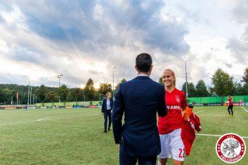 2018 09 07 Ajax vrouwen Pec Zwolle 00005