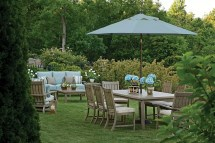 Outdoor Patio Furniture Sets with Umbrella