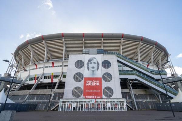 Johan Cruijf Arena Amsterdam ©iLoveStedentrips