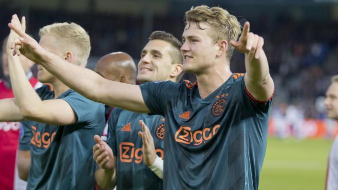 Ajax Matthijs de Ligt