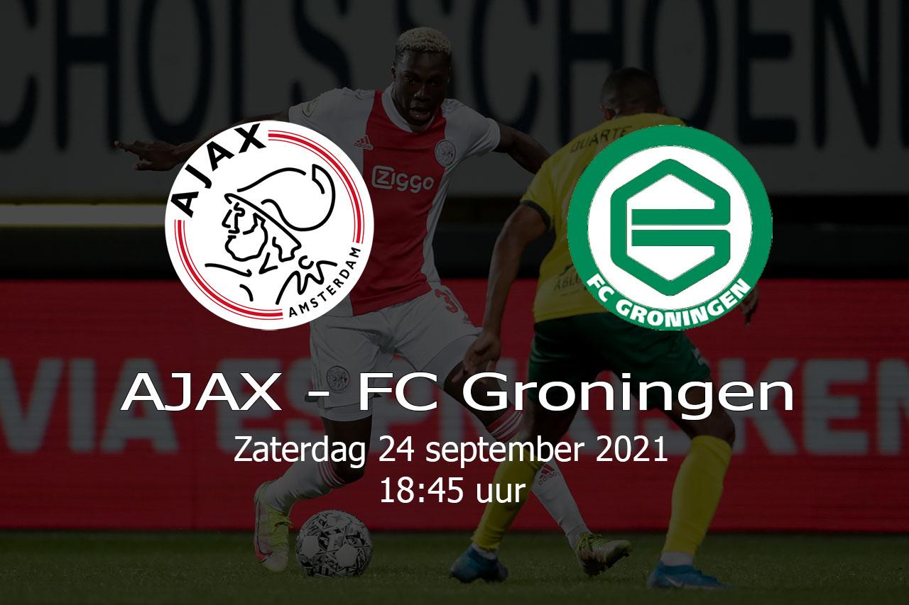 AJAX – FC-Groningen – 20210924