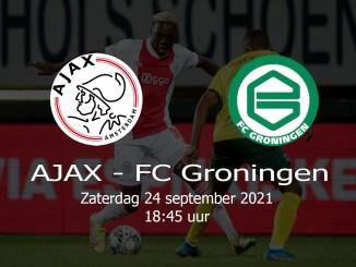 AJAX - FC-Groningen - 20210924