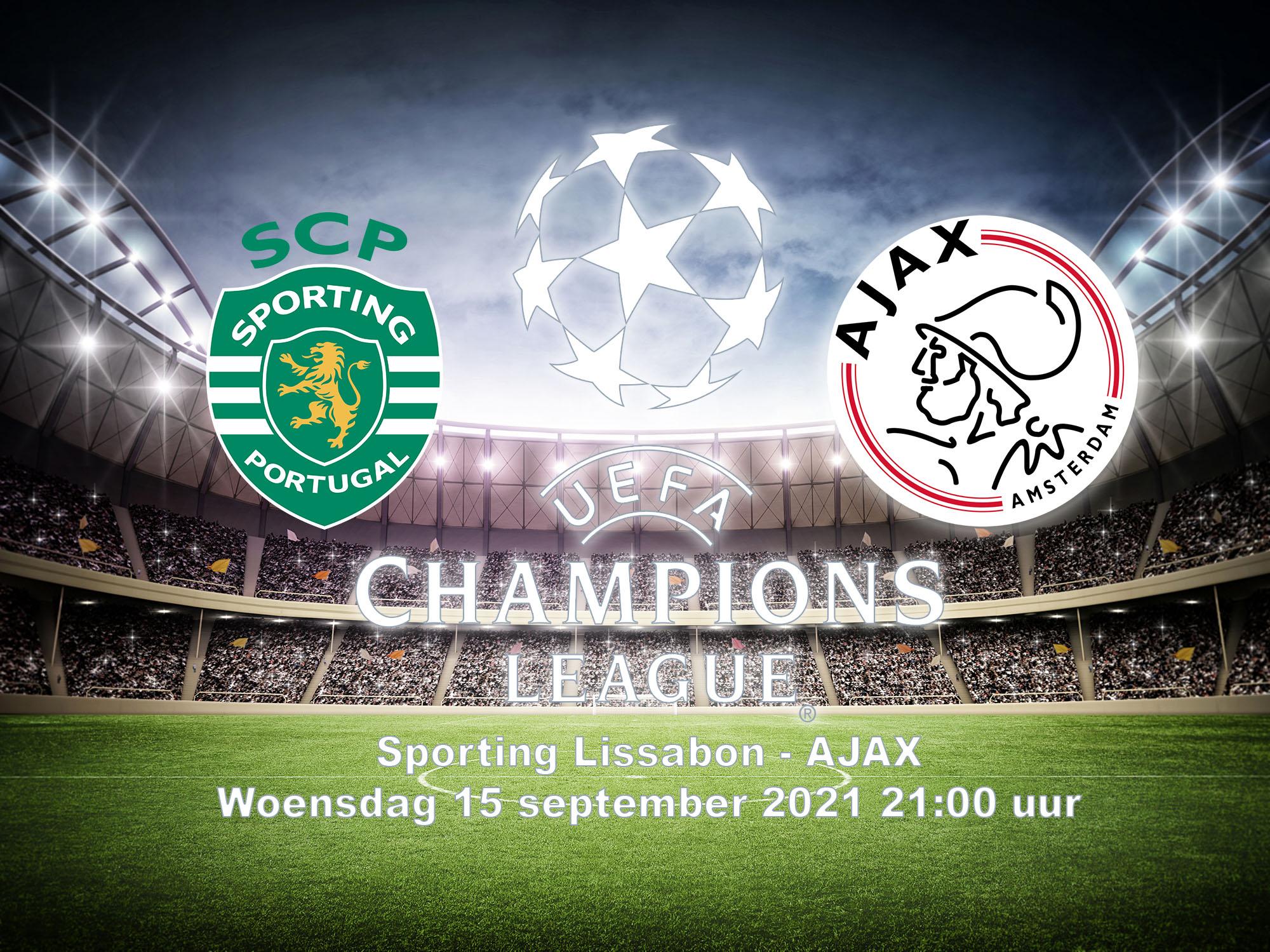 CL Sporting Lissabon – Ajax