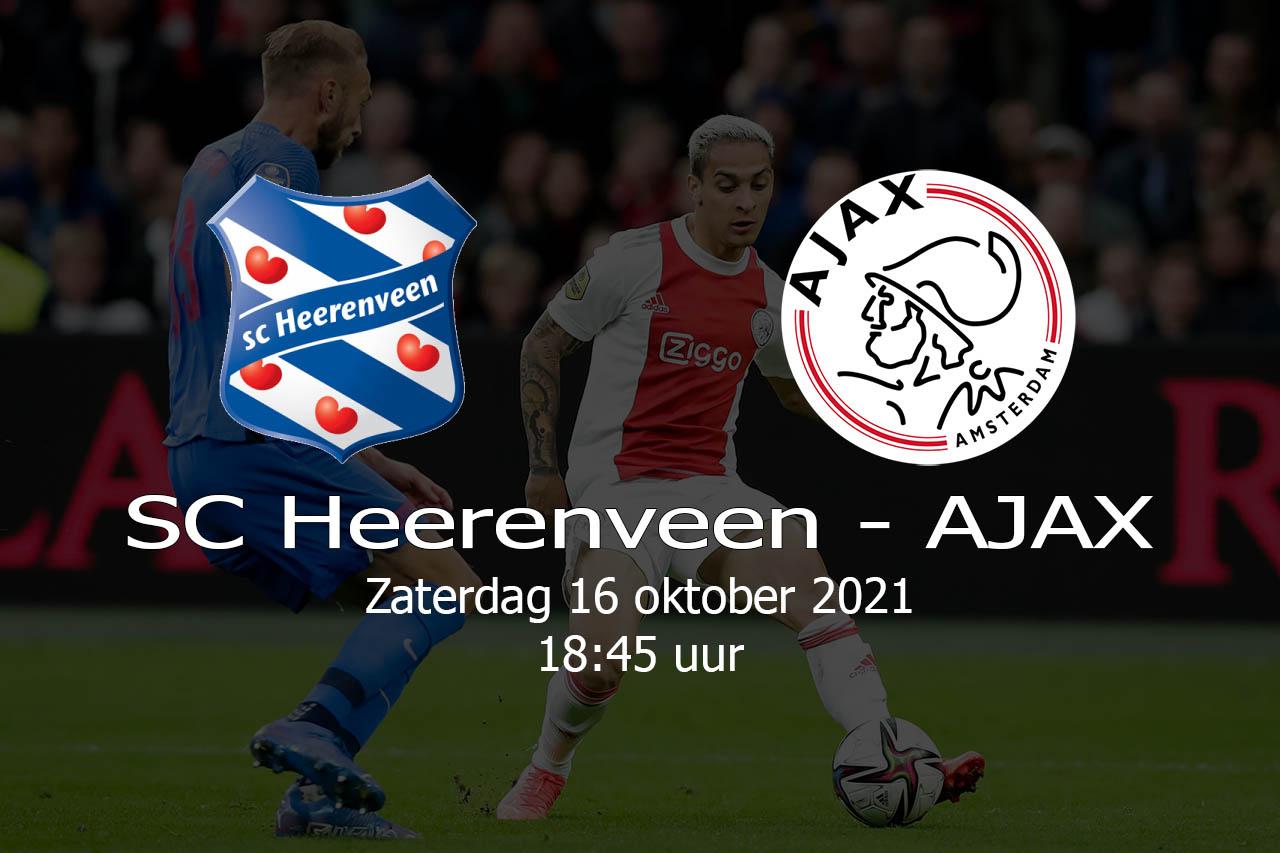 Heerenveen-AJAX-20211016