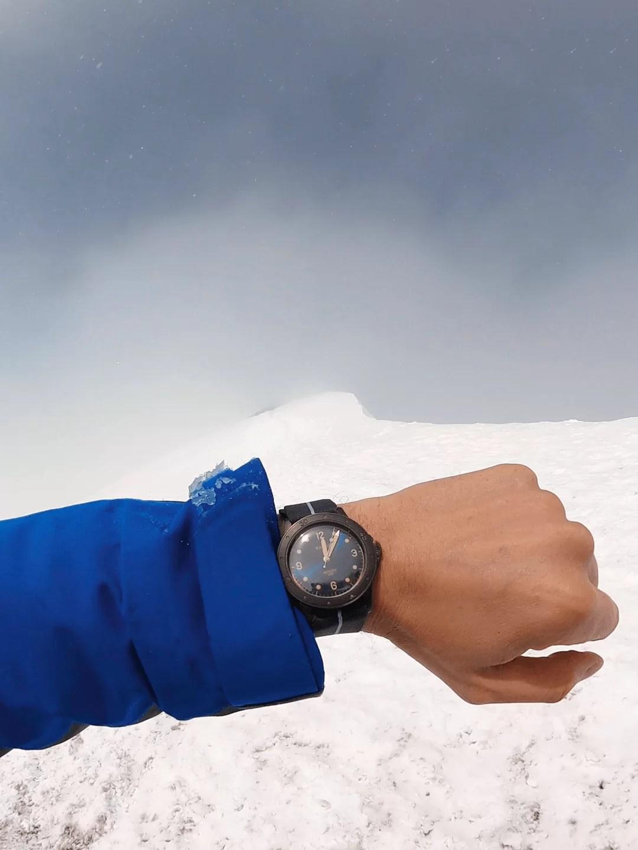 Summit Wrist Shot