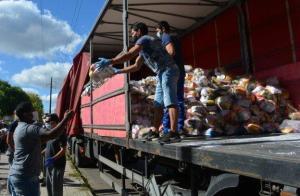 Uruguay - Canastas de alimentos para familias vulnerables de la ciudad de Rivera  – Canastas UY